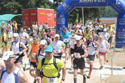 Section Tryton du club de triathlon d'Yssingeaux - Le Trytrail