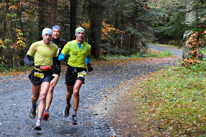 Stage Triathlon 2014 - Le Trail Des Sucs