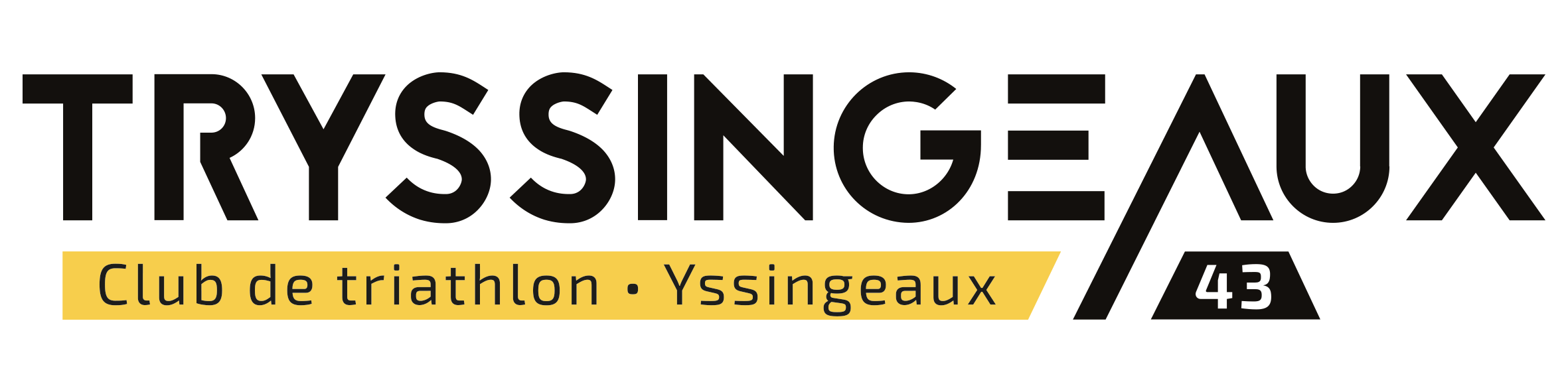 Logo Tryssingeaux, composition du bureau de l'association de triathlon d'Yssingeaux